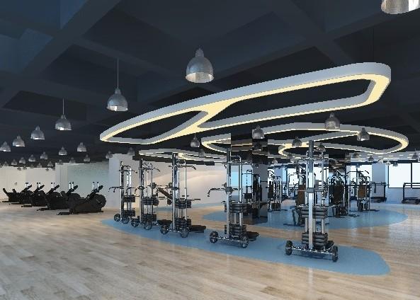 雷豹国际健身俱乐部