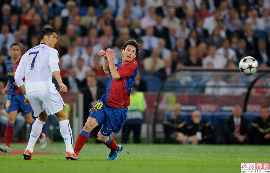 巴萨 梅西/C罗将设计男士内衣裤 皇马球迷眼中他已不如梅西