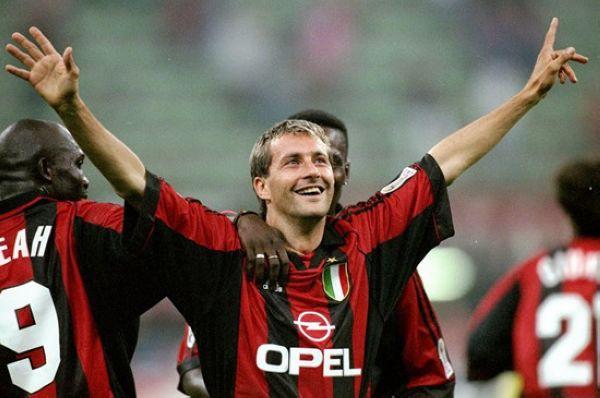 赫尔维格赫尔维格 1998-2003 米兰 2003-2004 国米