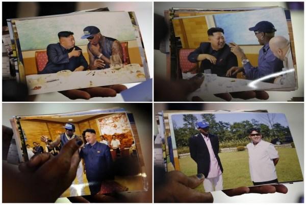 罗德曼将销售朝鲜国家队大虫计划为金正恩庆阿拉斗牛如何训练房卡图片
