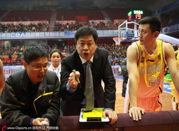 马跃南 哈达迪想跟我决斗 给自己的首秀打60分