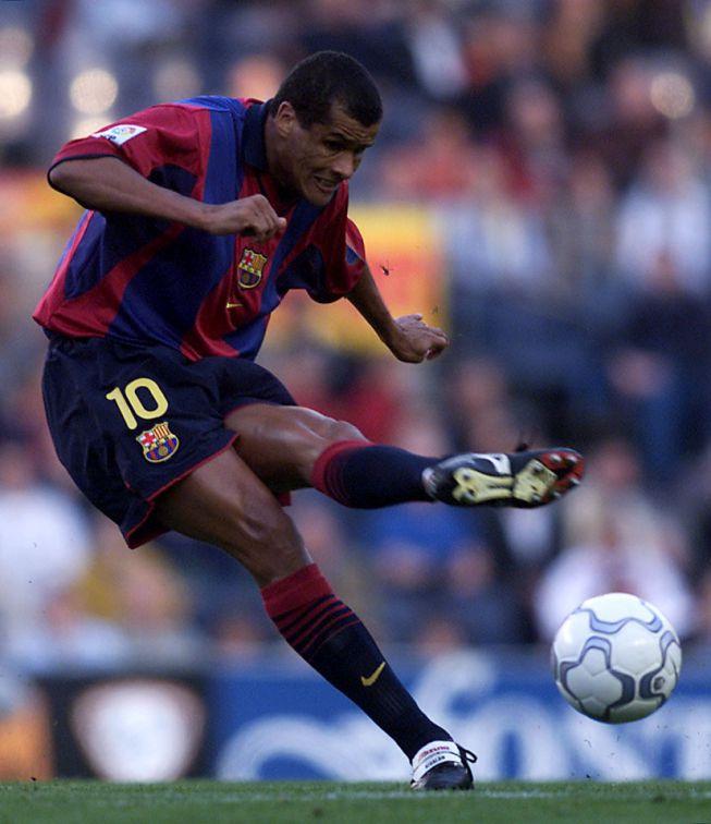 22张图回顾里瓦尔多23年足球生涯 巴萨成就巅