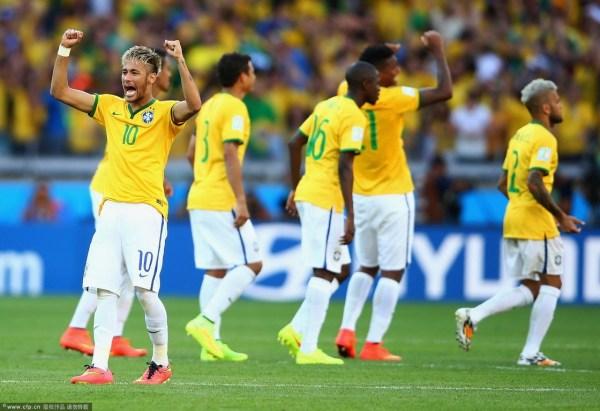 智利投诉巴西官员 当事人:希望国际足联对其追