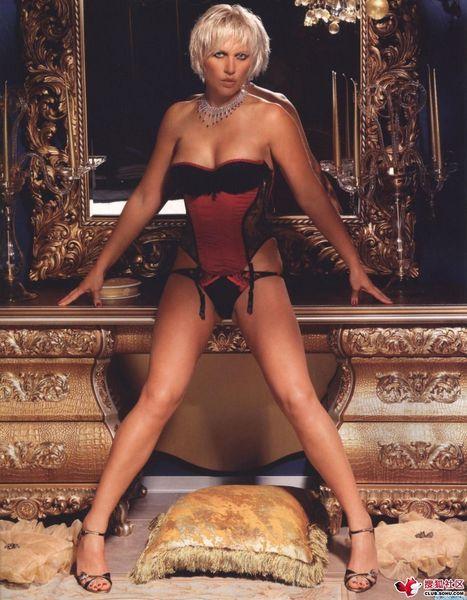 高清:俄罗斯拳击美女大尺度写真