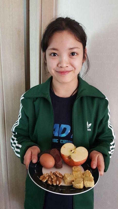 ROADFC女高中生选手公开食谱教你吃出好身v选手尊严的高中和作文图片