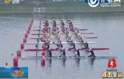 全运会山东代表团创造历史