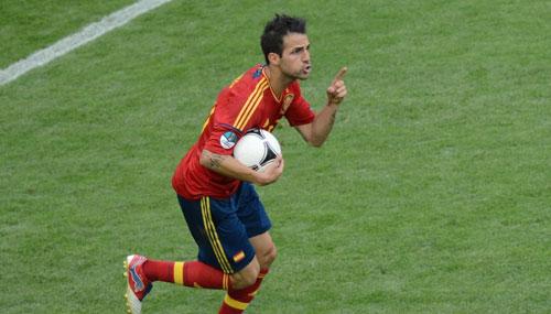 西班牙1-1意大利 迪纳塔莱破门小法救主