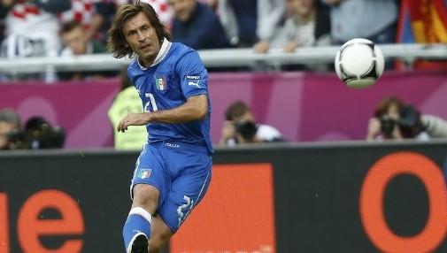 欧洲杯C组:意大利1-1克罗地亚