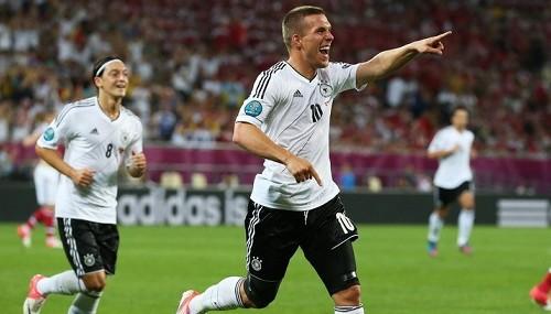 欧洲杯B组:德国2:1丹麦