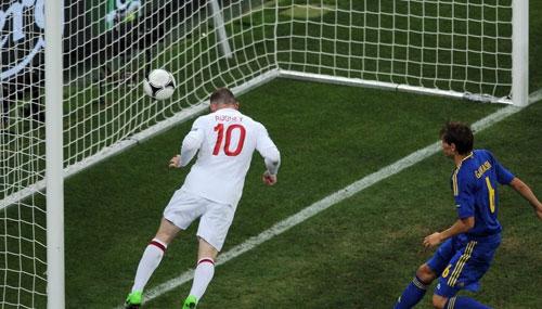 欧洲杯D组:英格兰1-0乌克兰