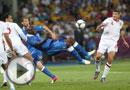 意大利点球4-2淘汰英格兰