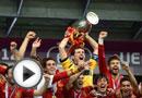 西班牙4-0意大利卫冕