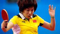 李晓霞问鼎乒乓球女单冠军